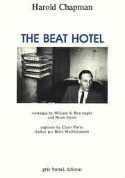 The Beat Hotel por Burroughs Harold, William…