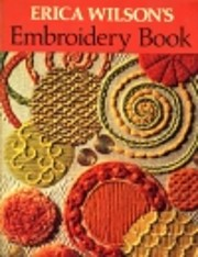 Erica Wilson's embroidery book de Erica…