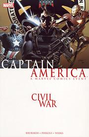 Civil War: Captain America de Ed Brubaker