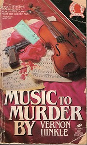 Music to Murder by de Vernon Hinkle