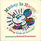 Mickey Is Happy: A Disney Book of Feelings…