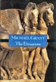 The Etruscans de Michael Grant