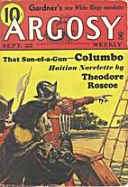 ARGOSY WEEKLY - Sept. 22, 1934; Vol. 250,…