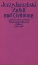Zufall und Ordnung by Jerzy Jarzębski