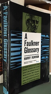 A Faulkner glossary – tekijä: Harry…