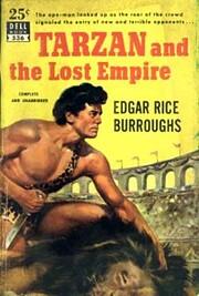 Tarzan and the Lost Empire de Edgar Rice…