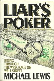 Liar's Poker de Michael Lewis