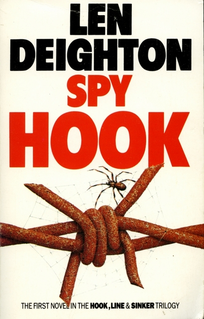 Spy Hook cover