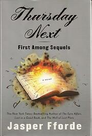 Thursday Next: First Among Sequels af Jasper…