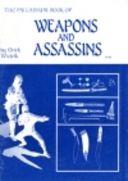 The Palladium Book of Weapons and Assassins…