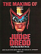 The Making of Judge Dredd by Jane Killick