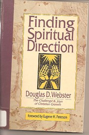 Finding Spiritual Direction: The Challenge…