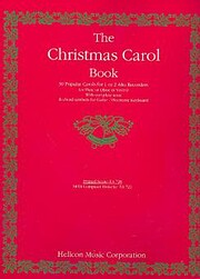 The Christmas Carol Book – tekijä: Corey…