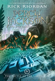 Percy Jackson and the Olympians IV The…