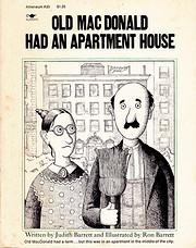 Old Macdonald Had an Apartment House av…
