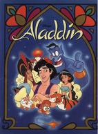 Aladdin by Bobbi J. G. Weiss