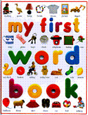My First Word Book: AT HOME por Angela…