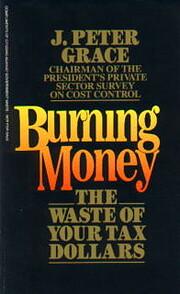 Burning Money door Grace