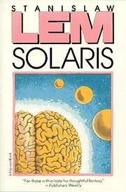Solaris – tekijä: Stanislaw Lem
