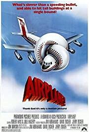 Airplane DVD