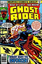 Ghost Rider, Vol. 2 #22 by Gerry Conway