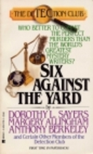 Six Against the Yard by The Detection Club