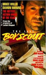 Last Boy Scout by Dan Becker