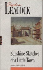 Sunshine Sketches of a Little Town by…