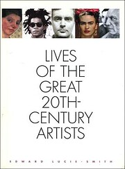 Lives of the Great 20th-Century Artists –…