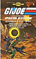 Operation: Death Stone by Barbara Siegel