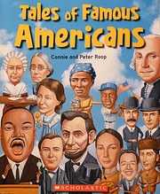Tales of Famous Americans por Connie and…