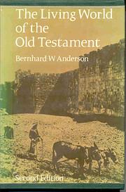 The Living World of the Old Testament af…