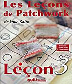 Les Lecons de Patchwork, Lecon 3 by Yoko…
