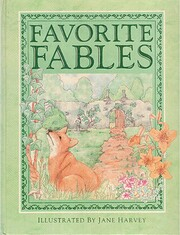 Favorite Fables by Amanda Atha
