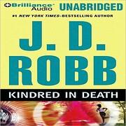 Kindred in Death av J. D. Robb