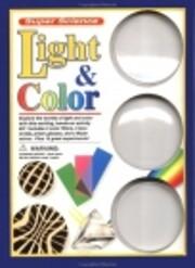 Super Science: Light & Color