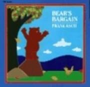 Bear's Bargain par Frank Asch