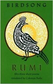 Rumi Birdsong: Fifty-Three Short Poems –…