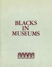 Blacks in Museums av African American…