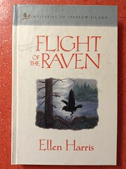 Flight of the Raven (Mysteries of Sparrow…