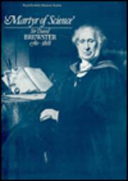 'Martyr of Science': Sir David Brewster,…