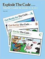 Explode the Code: Books A, B, & C de Nancy…