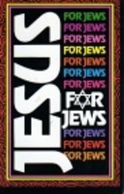 Jesus for Jews av Ruth Rosen