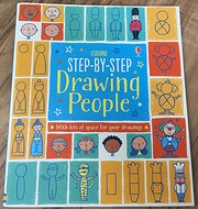 Step-by-Step Drawing People de Fiona Watt