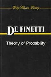Theory of Probability. A critical…