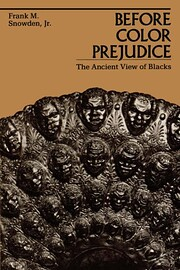 Before Color Prejudice: The Ancient View of…