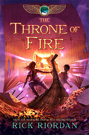 The Throne of Fire (The Kane Chronicles,…