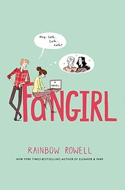 Fangirl af Rainbow Rowell