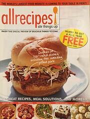 allrecipes stir things up