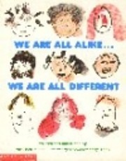 We Are All Alike... We Are All Different av…